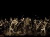 Božični nastop plesne pripravnice in godalnega orkestra 22.12.2015